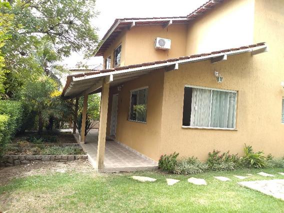 Casa Para Venda Em Condomínio De Luxo Em Pendotiba - Ca00099 - 33594046