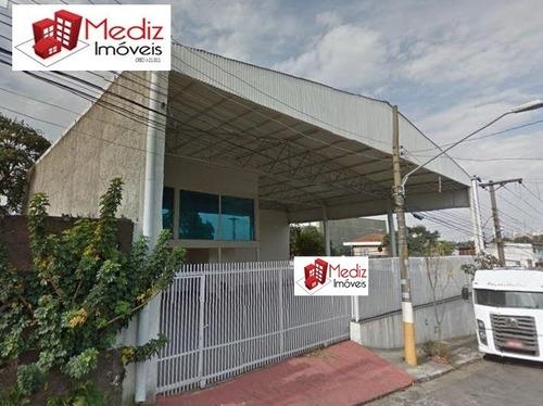 Galpão À Venda No Bairro Da Vila Jaguará - 11274
