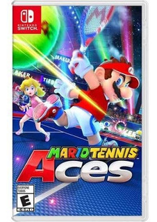 Mario Tennis Aces Switch + Envío Gratis