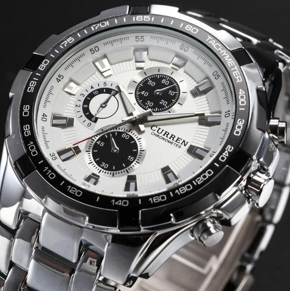 Relógio Curren Masculino Importado Original 8023