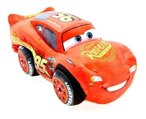 Imagen 1 de 2 de Disney Pixar  Cars 3 Peluche Rayo Mcqueen Oferta Envió Ya