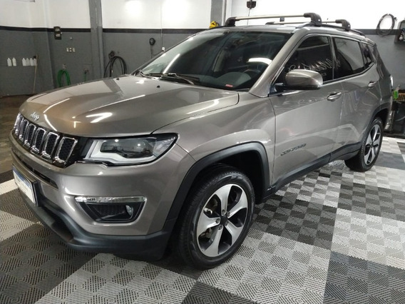 Jeep Compass Longitud Plus At9 Awd