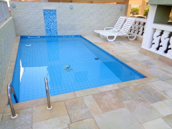 Apartamento Para Alugar No Bairro Astúrias Em Guarujá - Sp. - Enl158-3
