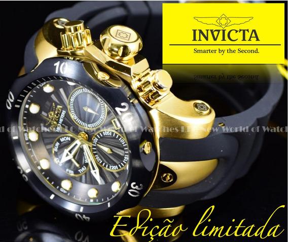 Relógio Edição Limitada Invicta Venom 24257 Original