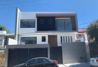 Estrene Casa En Lomas De Tecamachalco