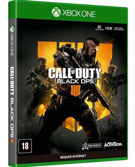 Call Of Duty: Black Ops 4 - Xbox One Midia Fisica Lacrado