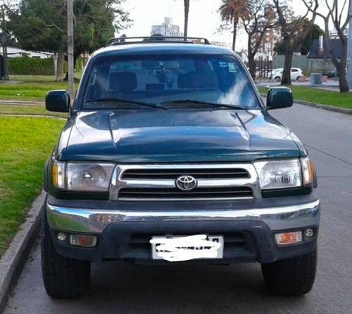 Toyota 4runner Limited Aa Ee Ba Abs Piel Qc At 2003
