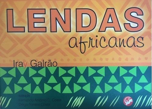 Livro Lendas Africanas