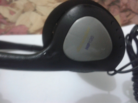 Headphone Hp-120 # Muito Novo C/ Peq. Defeito.