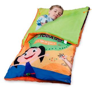 Saco De Dormir Infantil Show Da Luna Com Bolsa Zippy Toys
