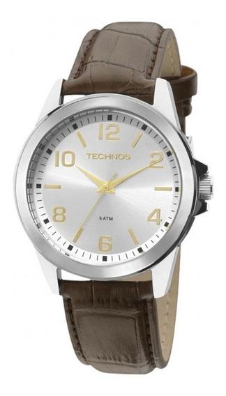 Relógio Technos Masculino Classic Steel 2035mdg/0c