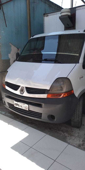 Renault Master Baú Master