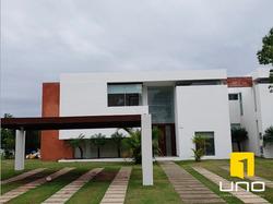 Hermosa Casa En Alquiler, Condominio Los Batos En El Urubo