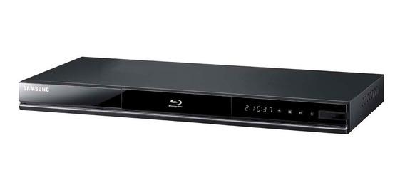 Blu-ray Player Samsung Bd-d5100 Usado Leia O Anúncio