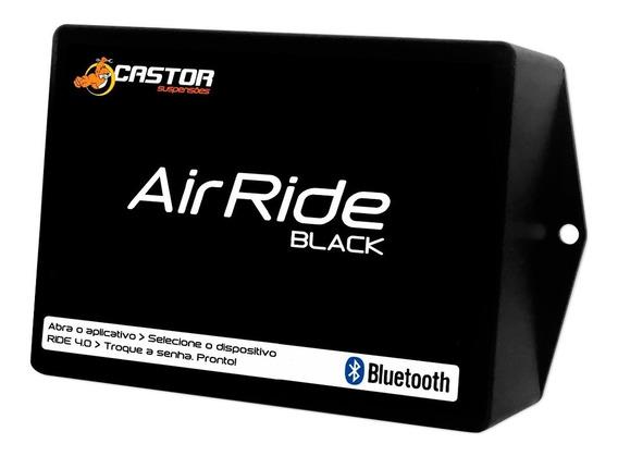 Modulo Air Ride Black + Controle Com Bluetooth - Castor