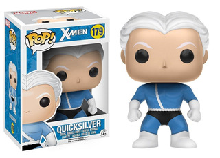 Funko Pop Quicksilver 179 X-men Muñeco Original