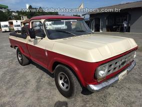 Chevrolet Gm D-10 Ano 1980, Motor Diesel, Direção Hidráulica