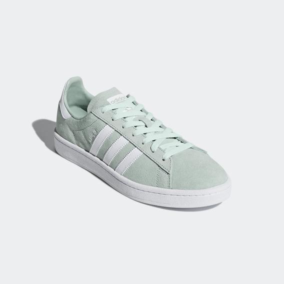 Liquidando! Tênis adidas Originals Campus - Green #43br 11us