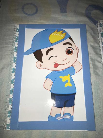 Caderno Lucas Neto