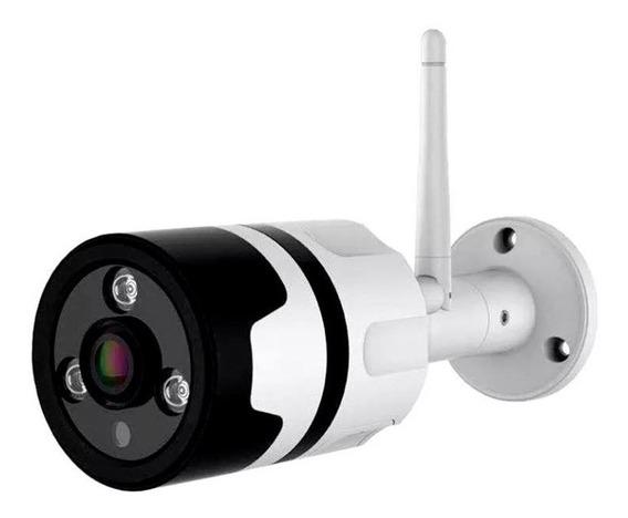 Camara De Seguridad Exterior Con Visión Nocturna 1080p Wifi