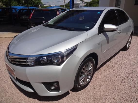 Toyota Corolla 2.0 16v Xei Flex Multi-drive S 4p 2016