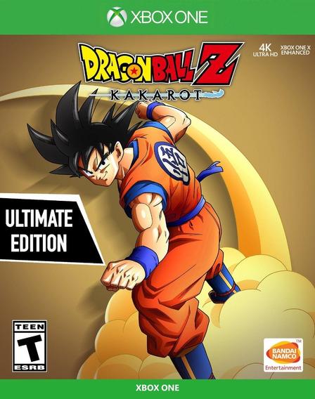 Dragon Ball Z Kakarot Xbox One Ultimate Edition