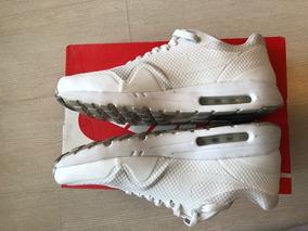 Nike Air Max 1 Ultra Essential Poco Uso Caja 10us Blanco