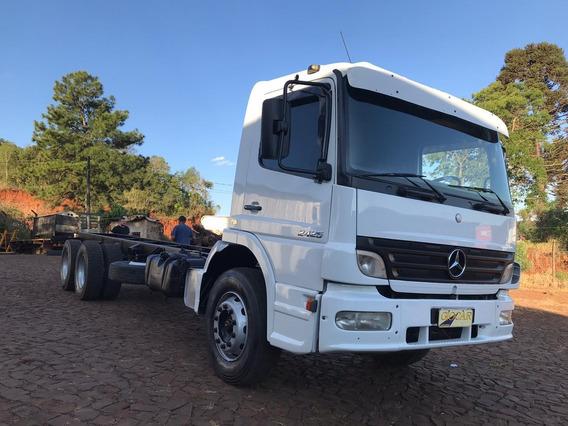 Mb Atego 2425 Truck Reduzido