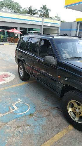 Jeep Grand Cherokee 1998 4.0 Laredo 5p
