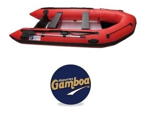 Lancha Inflable Para Rafting/pesca 6 Personas + Envio Gratis