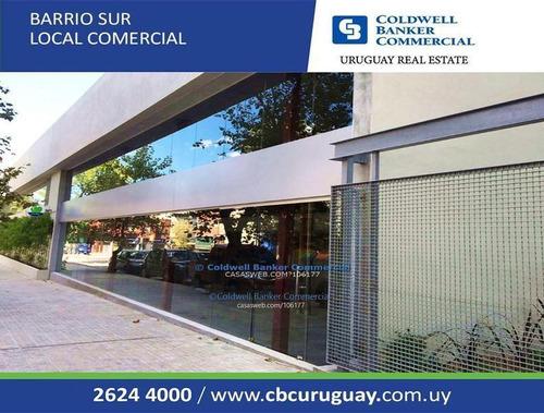 Local Comercial O Oficina - Barrio Sur -  Alquiler