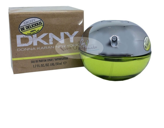 Dkny Be Delicious Edp 50ml / Nota Fiscal + Brinde