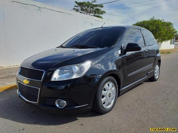 Chevrolet Aveo 2p Lt Automatico