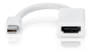 Cable Adaptador Thunderbolt Mini Dp A Hdmi Para Macbook Pro Air Mac