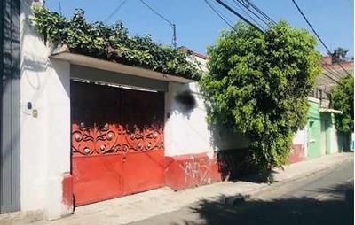 Venta Casa Como Terreno Para Desarrolladores Mixcoac