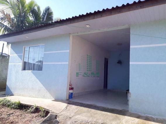 Casa 2 Dormitorios Campo Do Santana - Ca0113