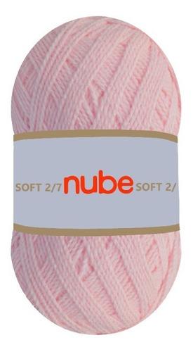 Imagen 1 de 5 de Hilado Nube Soft 2/7 X 1 Ovillo - 100 Grs. Por Color
