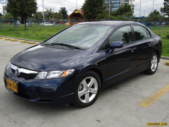 Honda Civic Lx 1.8 Mt