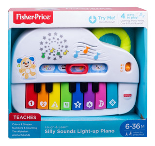 Fisher-price, Perrito Piano Sonidos
