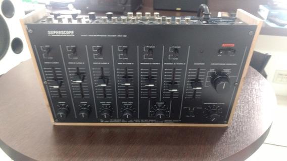 Mixer Mx 62 Disc/microfone By Marantz