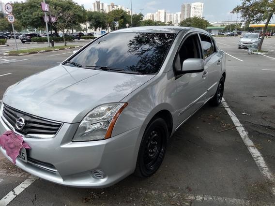 Nissan Sentra 2.0 Flex 4p 2009