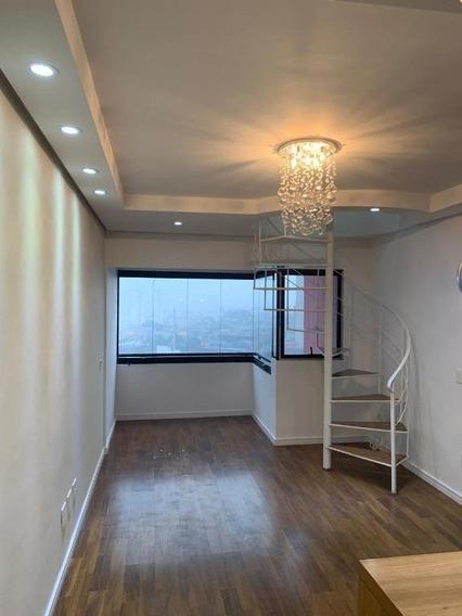 Cobertura Duplex Com 3 Dormitórios À Venda, 140 M² - Vila Esperança - São Paulo/sp - Co0053