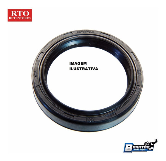 Retentor Pedal De Partida Yamaha Dt 200 Ybr Factor Xtz 125