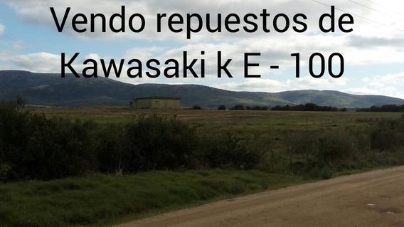 Kawasaki Kl-100
