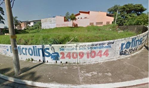 Imagem 1 de 3 de Terreno Comercial Para Locação, Portal Dos Gramados, Guarulhos - Te0035. - Te0035