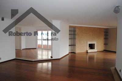 Apartamento Para Venda, 4 Dormitórios, Panamby - São Paulo - 10413