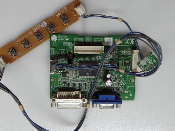 Placa Principal Monitor LG Flatron L1752t 68709m0354d (0)