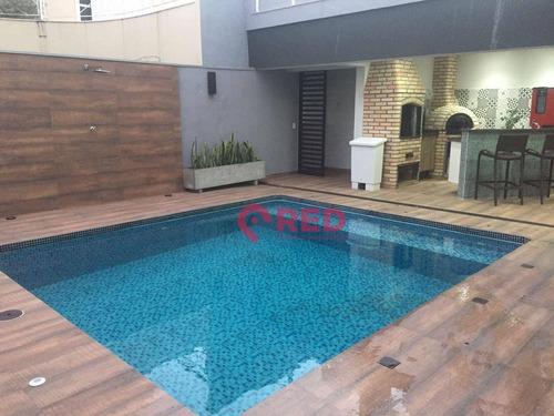 Sobrado Com 3 Dormitórios À Venda, 250 M² Por R$ 1.050.000,00 - Condomínio Ibiti Royal Park - Sorocaba/sp - So0111