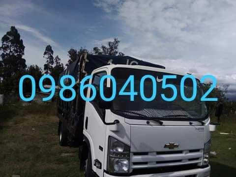 Camión Chevrolet Npr 5.5