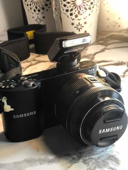 Câmera Samsung Nx1000